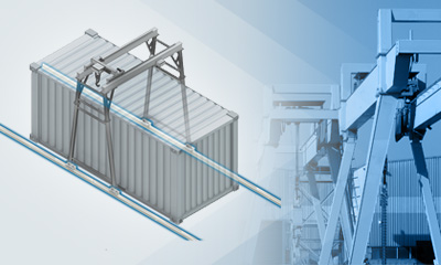 Rack Systems and Industrial Containers