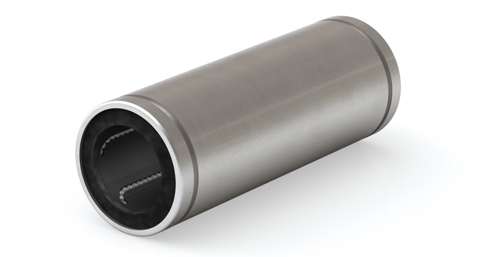 Product view of IPS-OP Open Self-Aligning Linear Ball Bearing