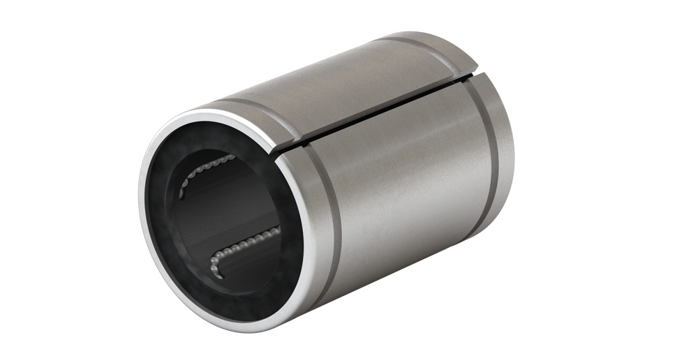 Product view of EP-AJ (Metric) Adjustable Linear Ball Bearing
