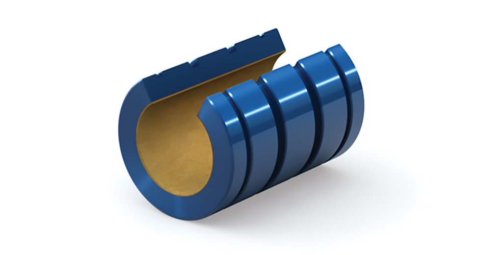 Product view of FMN (Metric) Open Linear Plain Bearings