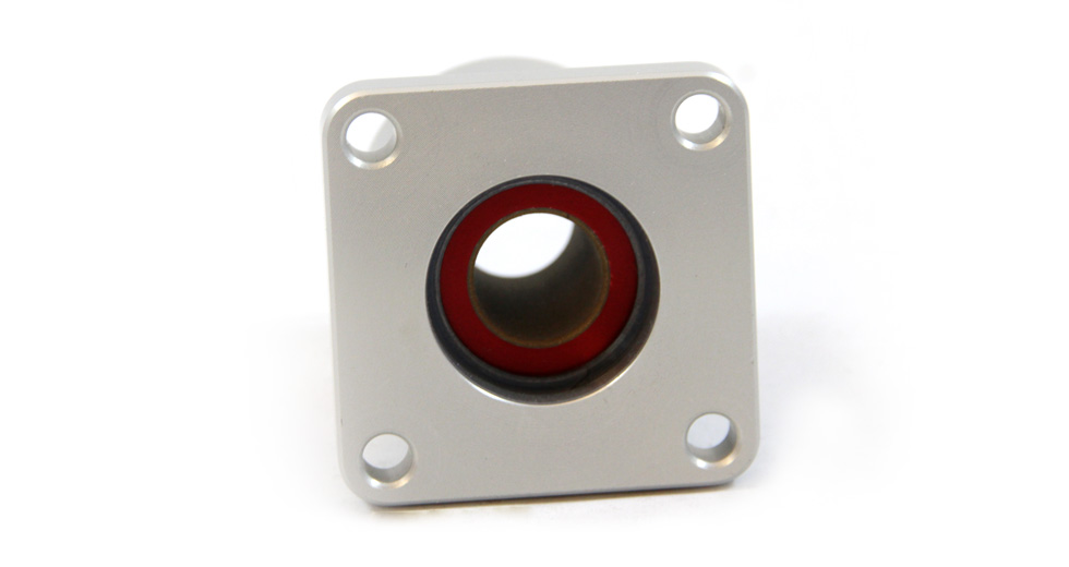 SFPC inch Simplicity Square Flange Mount Back View