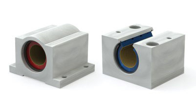 LEE Linear Plain Bearing Pillow Blocks